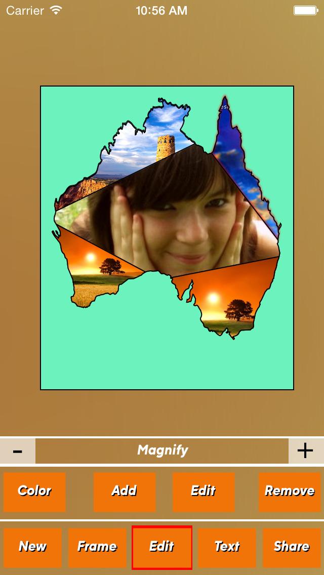 Frame Shapes screenshot 3