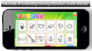 Baby Coloring Primary screenshot 5