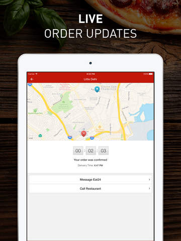 Yelp Eat24 - Order Food Delivery & Takeout screenshot 9