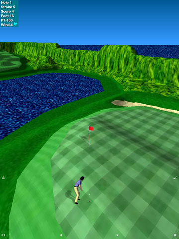 Par 3 Golf screenshot #3