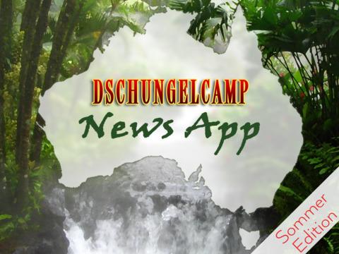 Dschungelcamp News App 2016 - Die neue Dschungel App mit allen Infos zu Stars und News über das Dschungelcamp! screenshot 6
