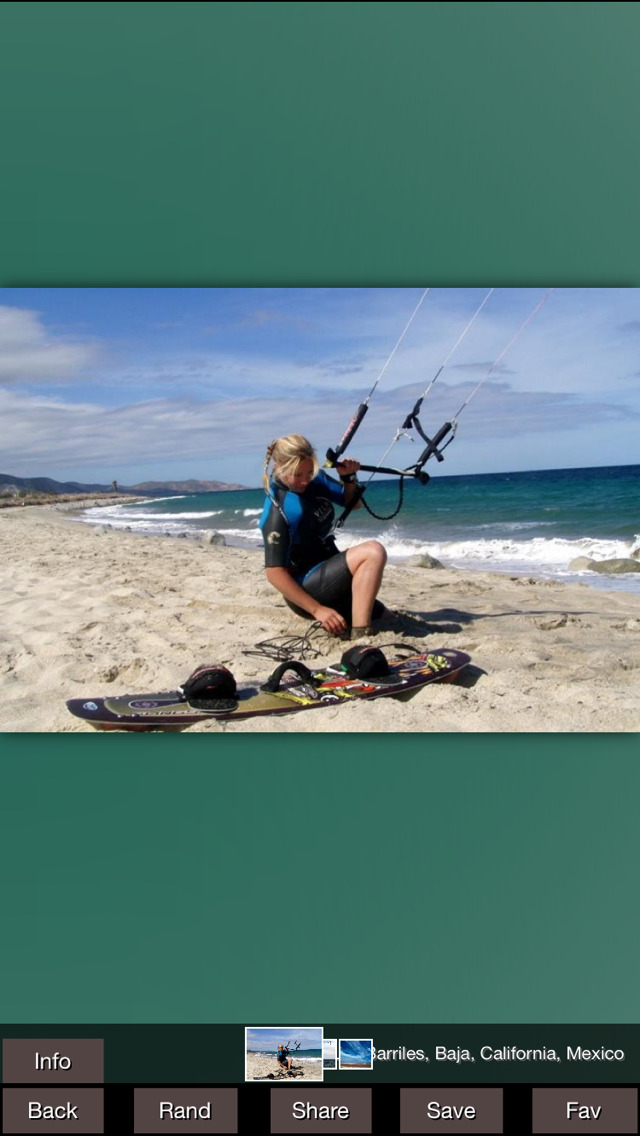 KiteSurfZone+ screenshot 1