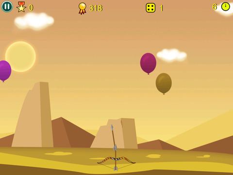 Shoot D Balloons screenshot 7