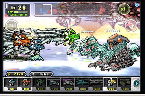 WAR GAME: Destroy 9 - náhled