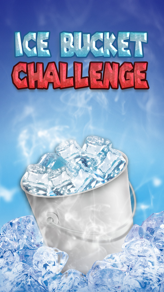 A Ice Bucket Challenge - Free Multi-Player Game screenshot 1