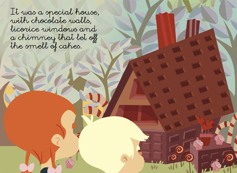 Hansel & Gretel - Multi Language book screenshot 7