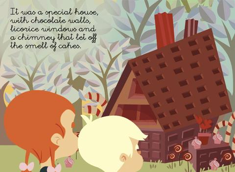Hansel & Gretel - Multi Language book screenshot 7