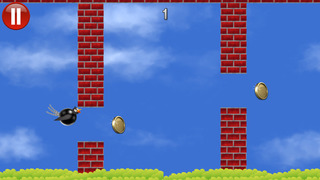 Flappy Wrecking Ball Bird Pro Full Version screenshot 4