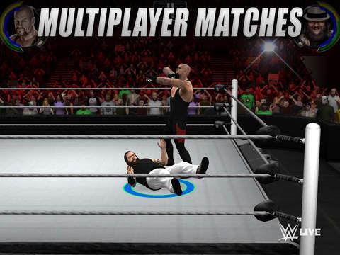 WWE 2K screenshot 7