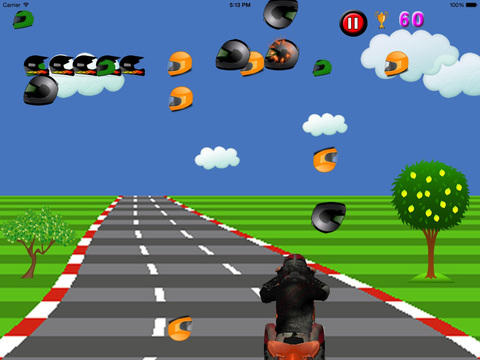 Highway Motorbike PRO screenshot 8