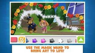 PAW Patrol Draw & Play screenshot 5