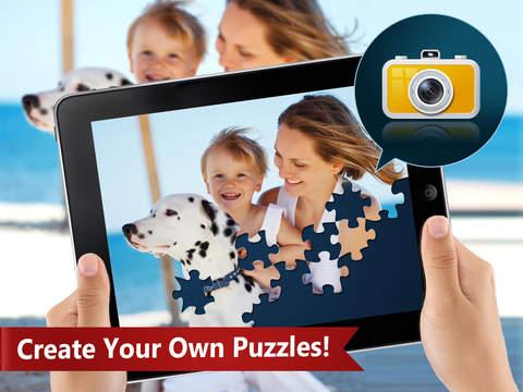 Magic Jigsaw Puzzles screenshot 10