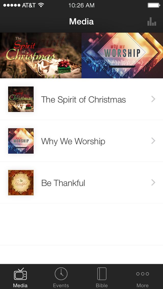 Grace Christian Center screenshot 1