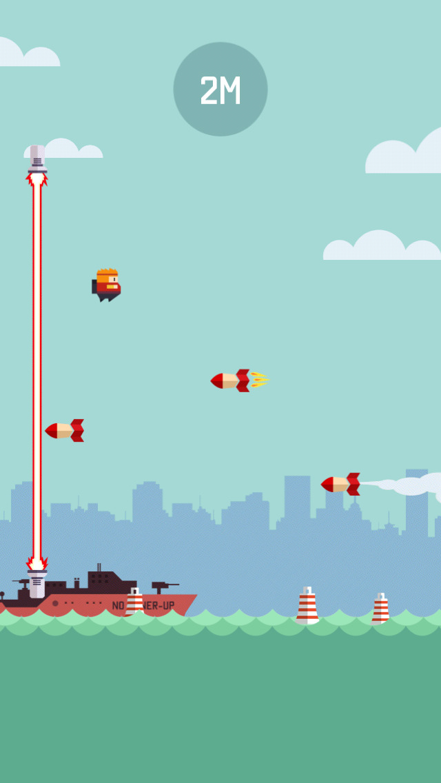 Captain Rocket screenshot 4