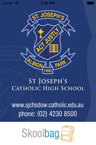 St Joseph's Catholic High School Albion Park - Sko - náhled