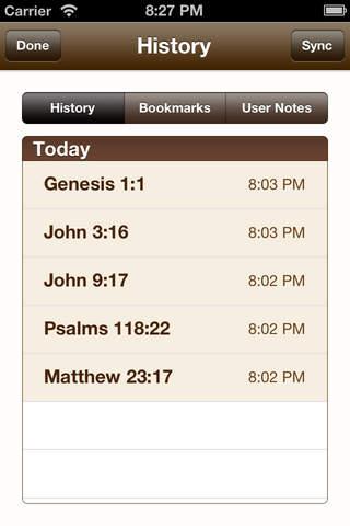 Lumina Bible Study - náhled