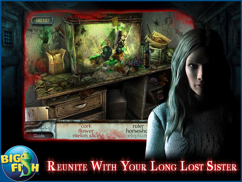 True Fear: Forsaken Souls HD - A Scary Hidden Object Mystery screenshot 2