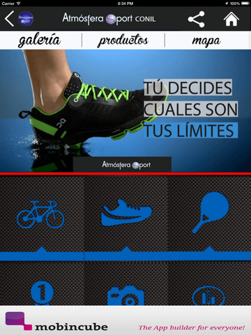 Atmósfera Sport Conil - Tu tienda de productos deportivos screenshot 9