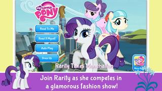 My Little Pony: Rarity Takes Manehattan screenshot 1