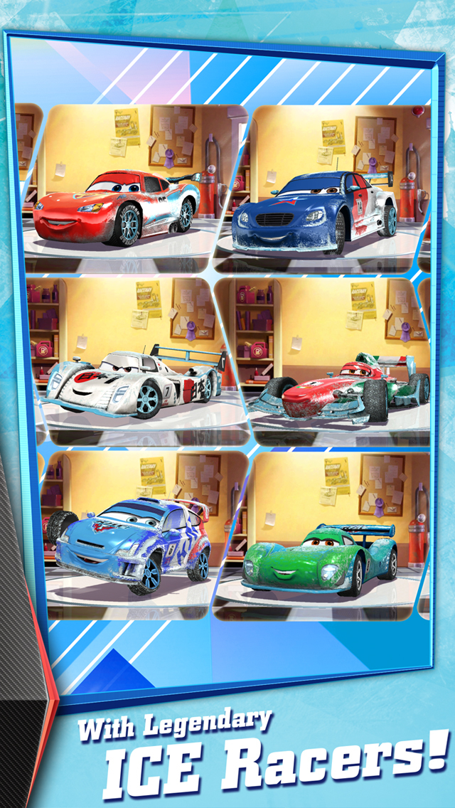 Cars: Fast as Lightning screenshot 3