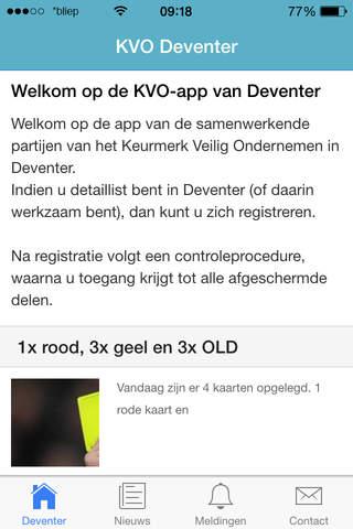 KVO Deventer - náhled