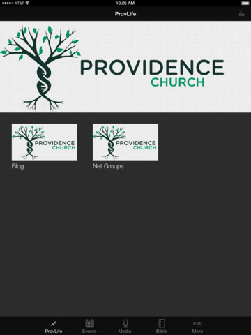 Providence Church screenshot 4