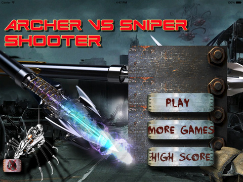Archer Vs Sniper Shooter PRO : Bow And Arrow Game screenshot 10
