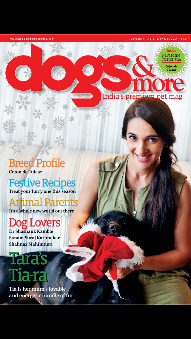 dogs & more Magazine screenshot 1