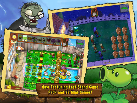 Plants vs. Zombies™ HD screenshot 4