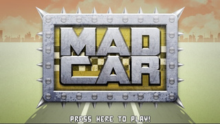 Mad Car FREE screenshot 2