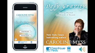Defy Gravity - Caroline Myss screenshot 1