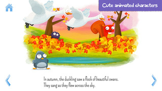 StoryToys Ugly Duckling - a deluxe interactive storybook screenshot 5