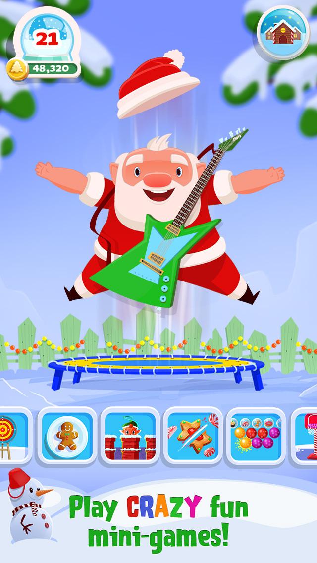 My Newborn Santa - Grow A Christmas Baby screenshot 4