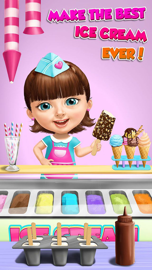 Sweet Baby Girl Summer Fun - No Ads screenshot 3