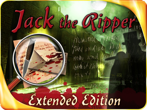 Jack the Ripper : Letters from Hell - Extended Edition – A Hidden Object Adventure screenshot 6