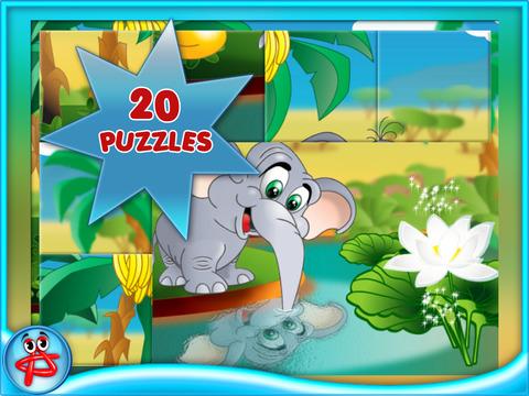 Animals Around the World Lite screenshot 6