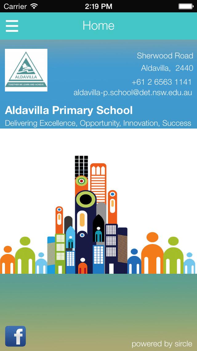 Aldavilla Primary School screenshot 2