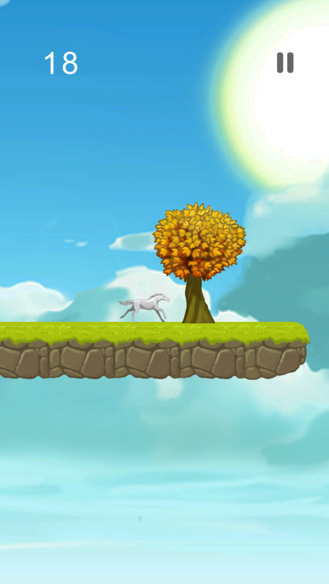 A Horse Jump Adventure Game screenshot 5
