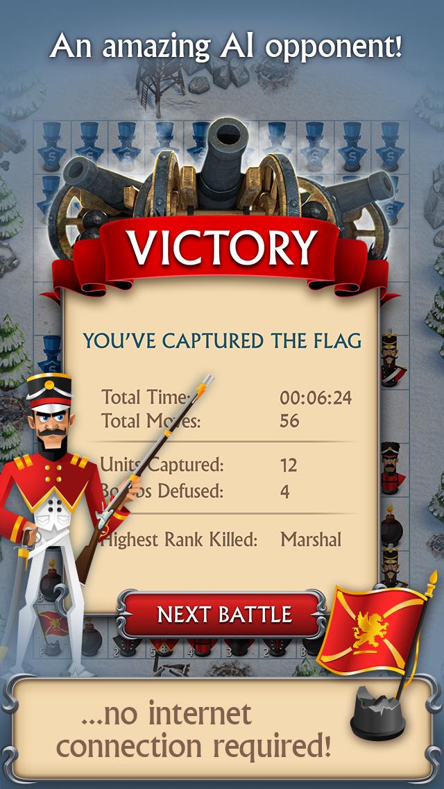 Stratego ® Single Player screenshot 4