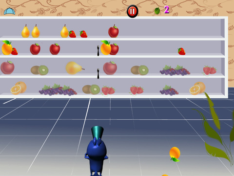 Amazing Fruit Jump Pro screenshot 8