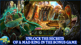 Dark Parables: The Little Mermaid and the Purple Tide - A Magical Hidden Objects Game (Full) screenshot 4