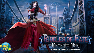 Riddles of Fate: Memento Mori - A Hidden Object Detective Thriller screenshot 5