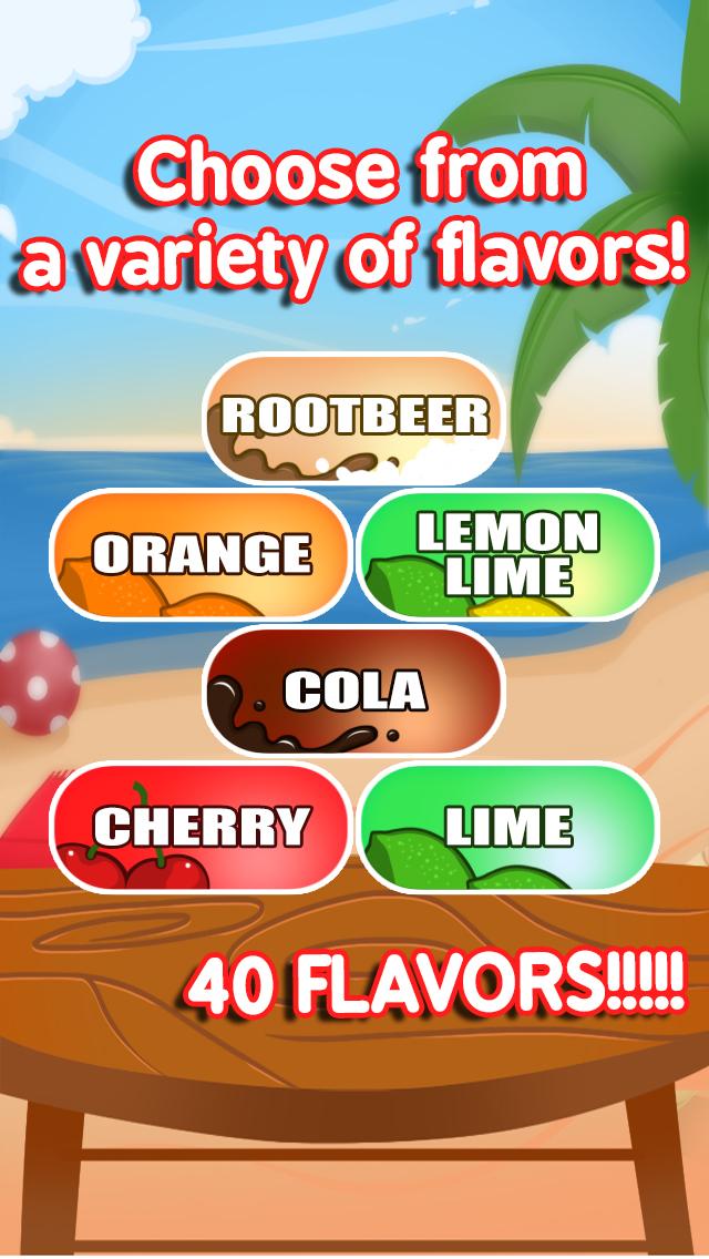 Awesome Soda Pop Mania Slushie Drink Maker screenshot 4