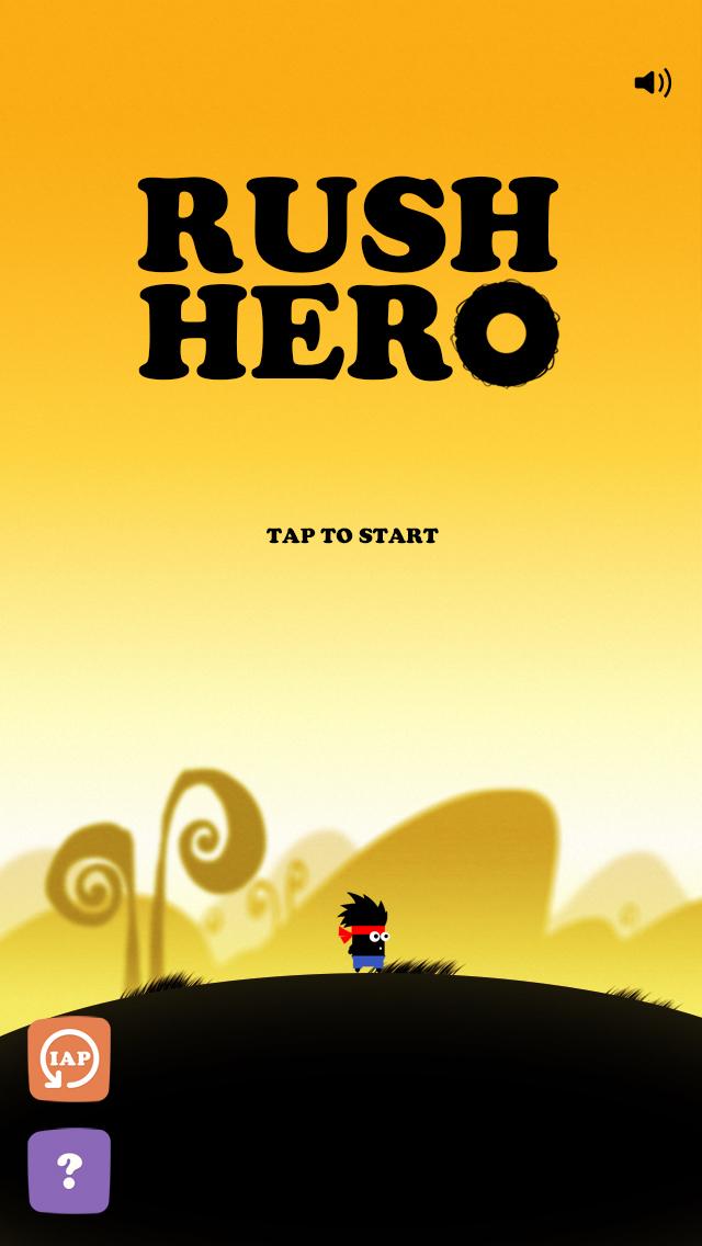 Rush Hero screenshot 1