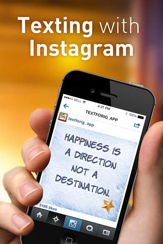 Text for Instagram Pro - Post Text to Instagram - náhled