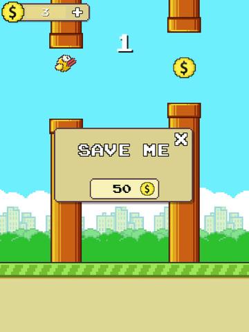 Flappy Anti Hero Go: gravity flip screenshot 8