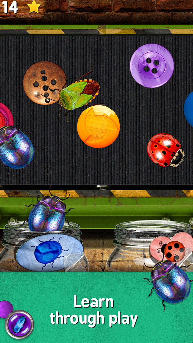 Bugs and Buttons screenshot 2