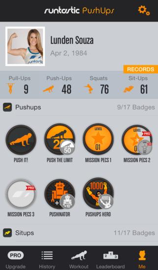 Push-Ups Counter & Trainer screenshot 5