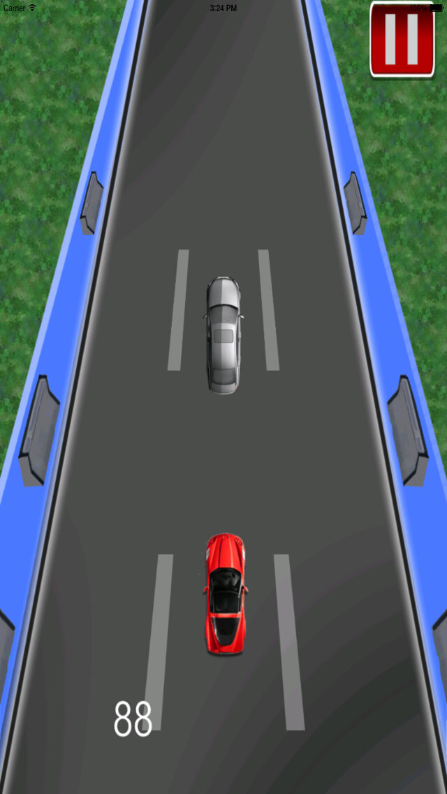 Mad Car Racing - Motor Driving Rivals screenshot 3