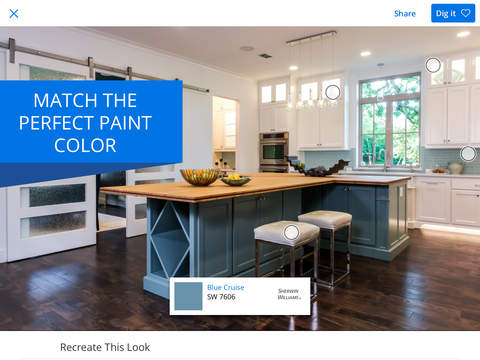 Zillow Digs - Home Design and Paint Visualizer screenshot 9